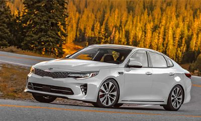 Kia Optima Canada Recall Notice and Product Improvement Campaign 2019